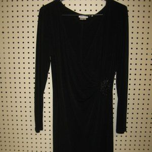 Women's Long Sleeve Dress By Andre Oliver